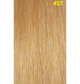 Flat-tip extensions #27 Honingblond