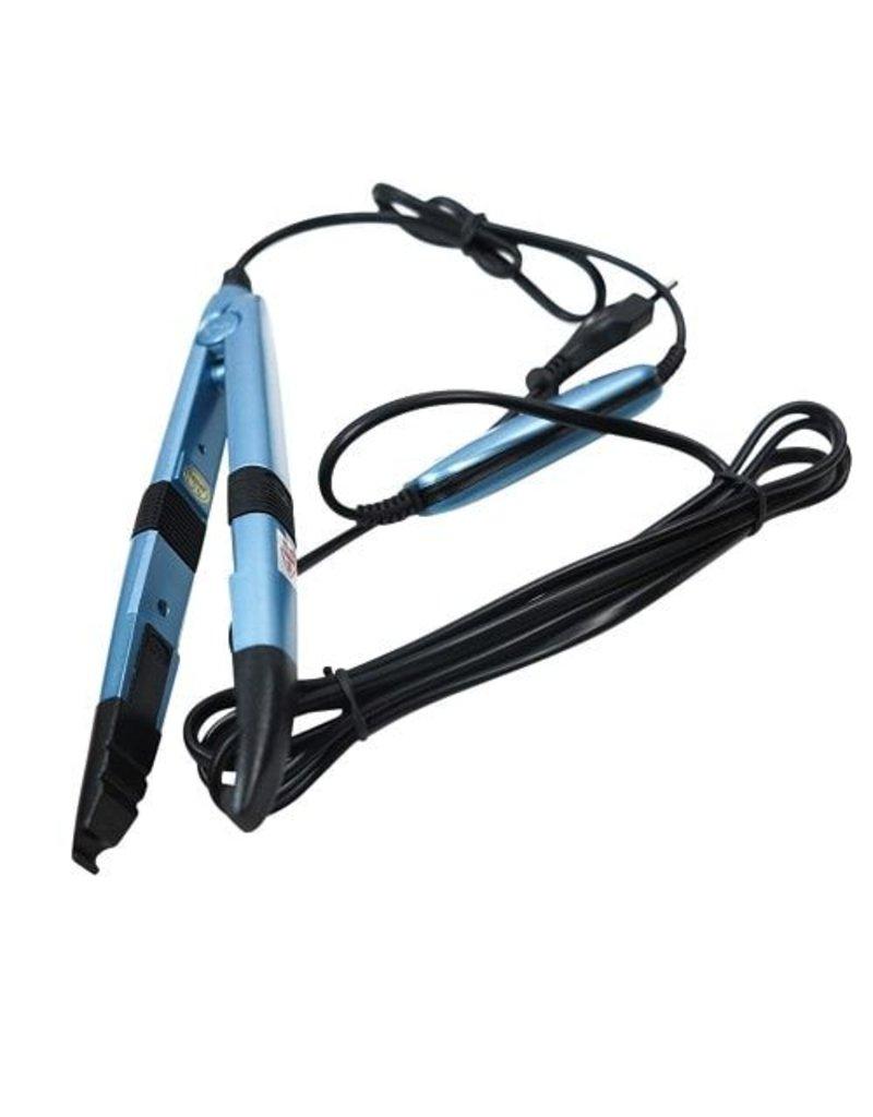 Lichtgewicht hairextensions connector