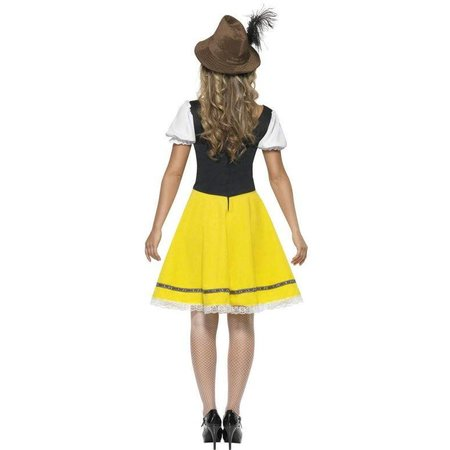 Oktoberfest jurk vrouw
