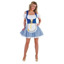 Beierse dame Jurk Oktoberfest