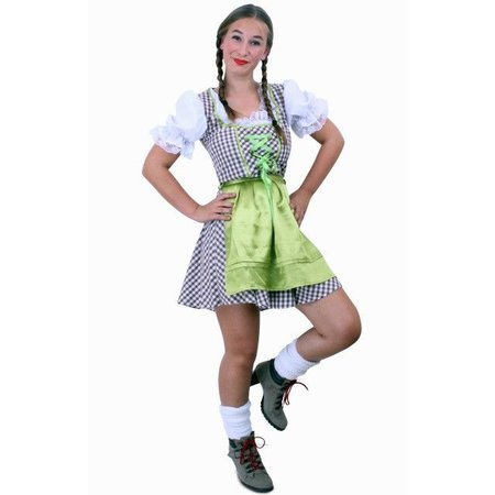 Tiroler jurkje kort Wenzel