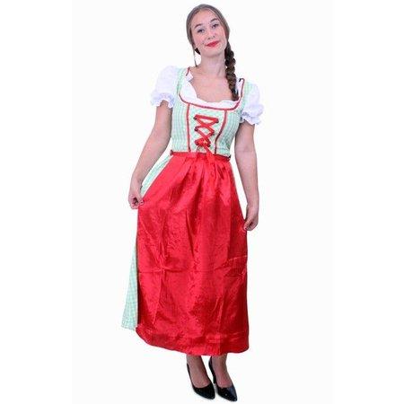 Tiroler jurk lang Sarah