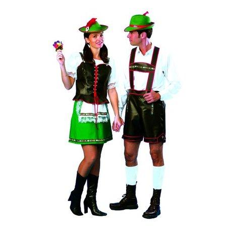 Tirools kostuum dames 3-delig