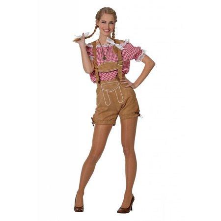 Tiroolse blouse vrouw