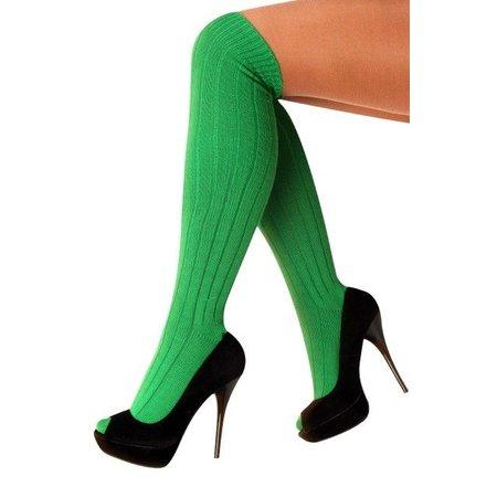 Kniekousen groen