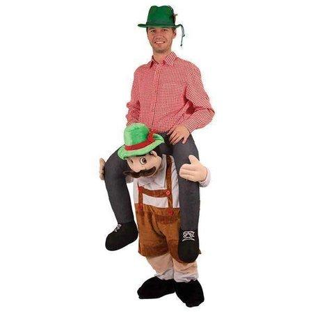 Stap-in kostuum Tiroler