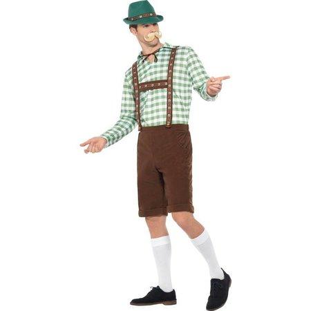 Budget bavarian kostuum heren