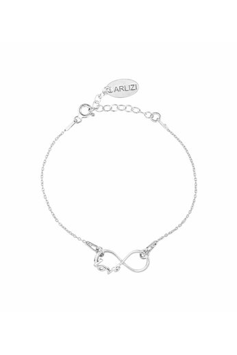 Armband Infinity Symbol - Silber - ARLIZI 1047 - Kendal