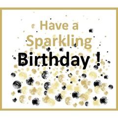 Wunschkarte - Geburtstag