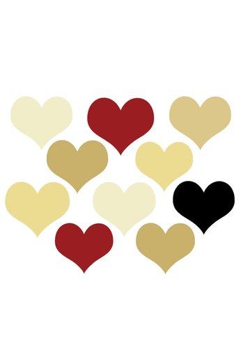 Wunschkarte - Herzen - Love - ARLIZI 12