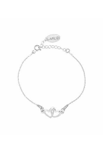 Armband Herzen - Sterling Silber - ARLIZI 1326 - Kendal