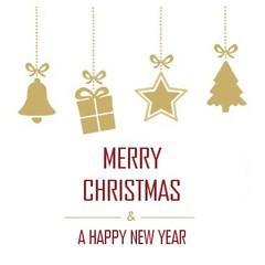 Wunschkarte - Weihnachten 2