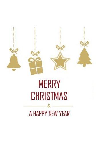 Wunschkarte - Weihnachten 2 - ARLIZI 15