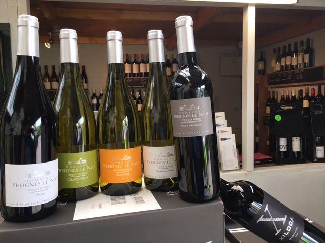 Inkijkje in het werk van een wijnverkoper!