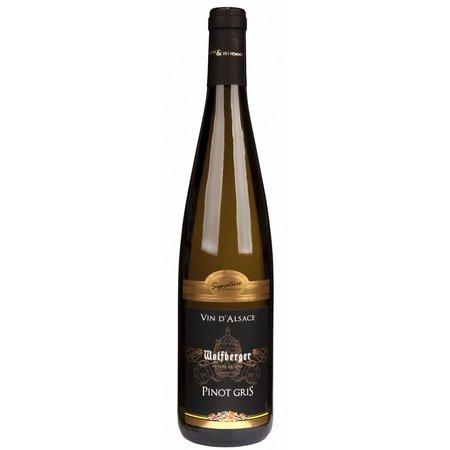 Wolfberger Pinot Gris Signature 2015