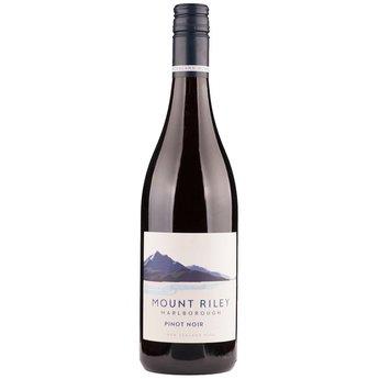 Mount Riley Pinot noir 2015