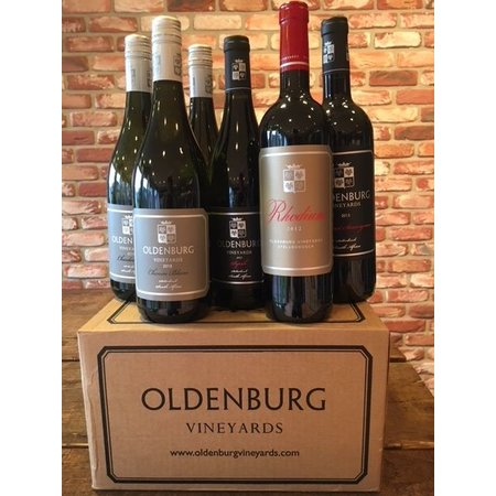 Oldenburg Proefdoos Oldenburg wines