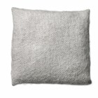 BLOOMINGVILLE HERRINGBONE PILLOW (incl. down cushion)