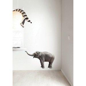 KEK AMSTERDAM ELEPHANT WALL STICKER