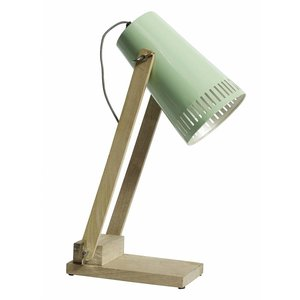 NORDAL TABLE LAMP (mint green)