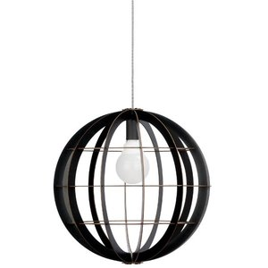 IT'S ABOUT ROMI SPHERE - PENDANT LAMP (black, incl. stars and birds)