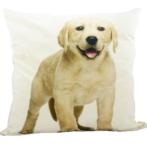 MARS & MORE BLOND LABRADOR PILLOW (incl. filling)
