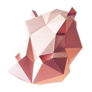 ASSEMBLI HIPPO - DIY KIT - PINK