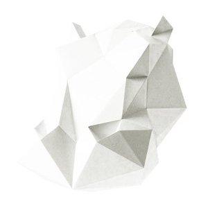 ASSEMBLI HIPPO - DIY KIT - WHITE