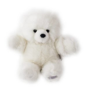 HISTOIRE D'OURS TEDDY WHITE