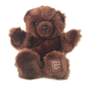 HISTOIRE D'OURS TEDDY BROWN