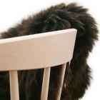 SHEEPSKIN (longhair brown)