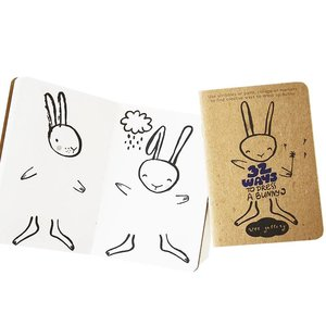 WEE GALLERY 32 WAYS TO DRESS A BUNNY ACTIVITY BOOK