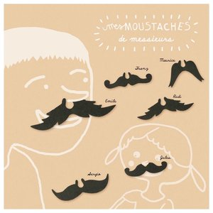 PIROUETTE CACAHOUETE MES MOUSTACHES