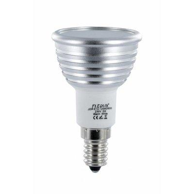 FLEDUX E14 LED Spot 5 Watt 350 Lumen - Fledux, LED lampen, led ...
