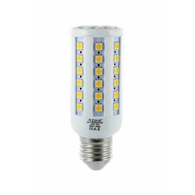 fledux e27 led lamp 9 watt 600 lumen fledux led lampen. Black Bedroom Furniture Sets. Home Design Ideas