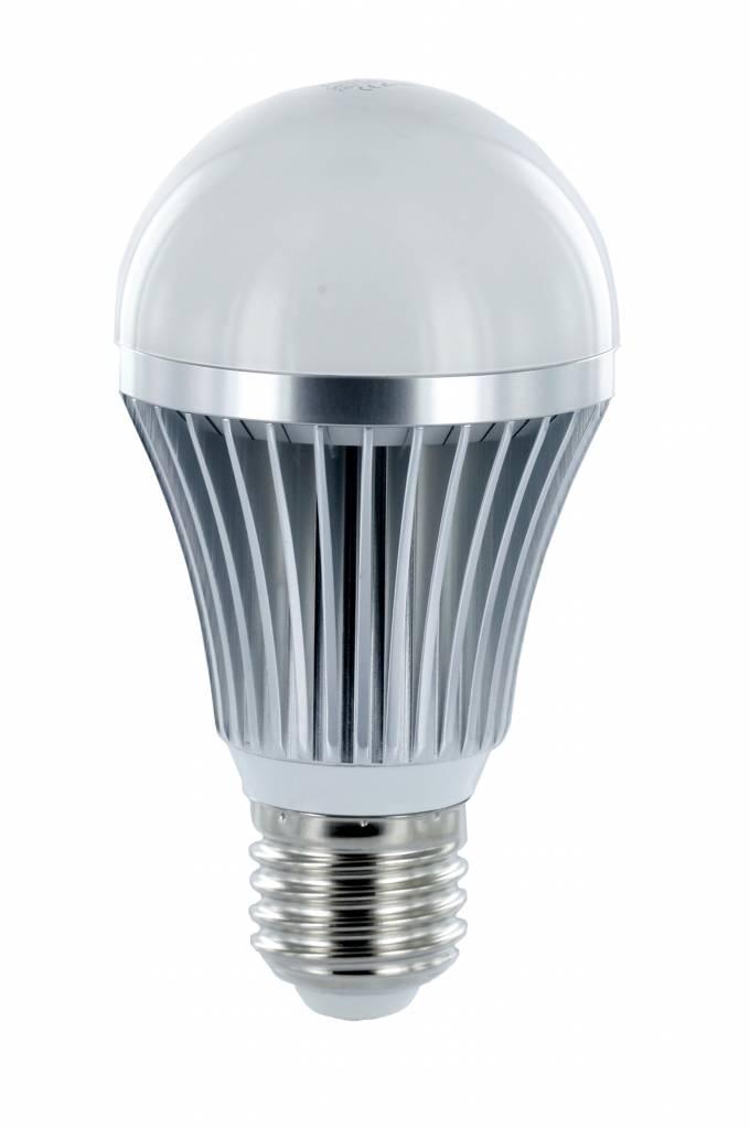 fledux dimbare e27 led lamp 7 watt 500 lumen fledux led lampen led verlichting led spots. Black Bedroom Furniture Sets. Home Design Ideas