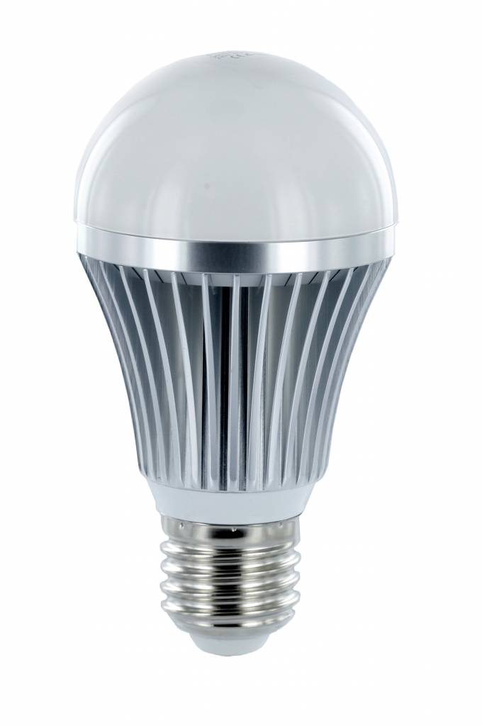 fledux dimbare e27 led lamp 7 watt 500 lumen