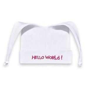 Mutsje Hello World Fuchsia