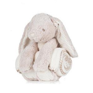 Mumbles  Rabbit met naam / tekst geborduurd