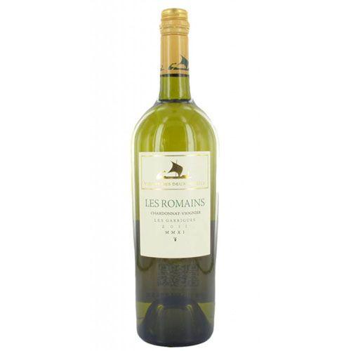 Les Romains Chardonnay Viognier 2015