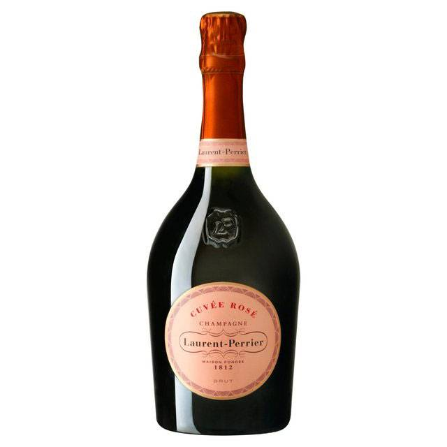 Laurent-Perrier Cuvee Rose Champagne