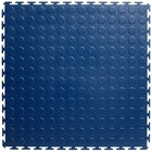 Flexi-Tile PVC Kliktegel - Noppen - Blauw - 4,5mm