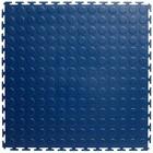 PVC Kliktegel - Noppen - Blauw - 4,5mm