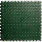 PVC Kliktegel - Noppen - Groen - 4,5mm