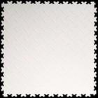 Flexi-Tile PVC Kliktegel - Diamant - Wit - 4mm