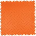 Flexi-Tile PVC Kliktegel - Diamant - Oranje