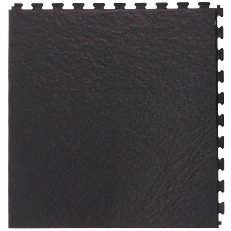 Pvc kliktegel motief leisteen kleur zwart flextec - Kleur grijze leisteen ...