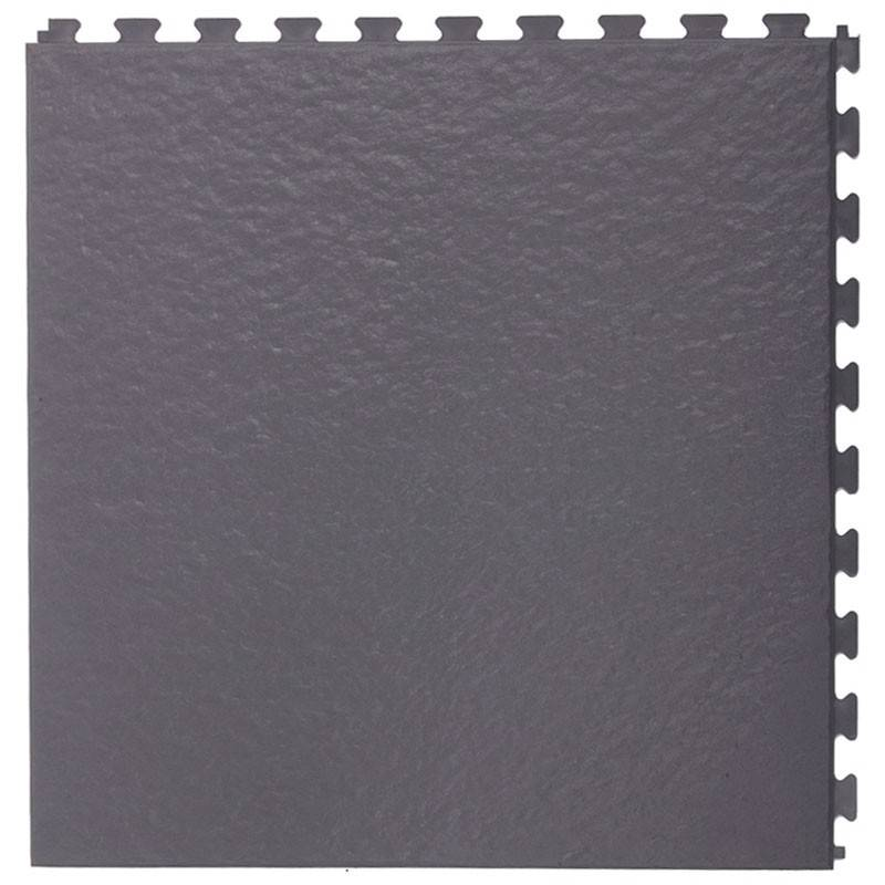 Pvc kliktegel motief leisteen kleur donkergrijs flextec - Kleur grijze leisteen ...