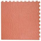 PVC Kliktegel - Leisteen - Terracotta - verborgen kliksyteem