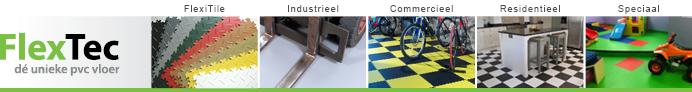 FlexTec, dé specialist in unieke PVC vloeren en PVC kliktegels